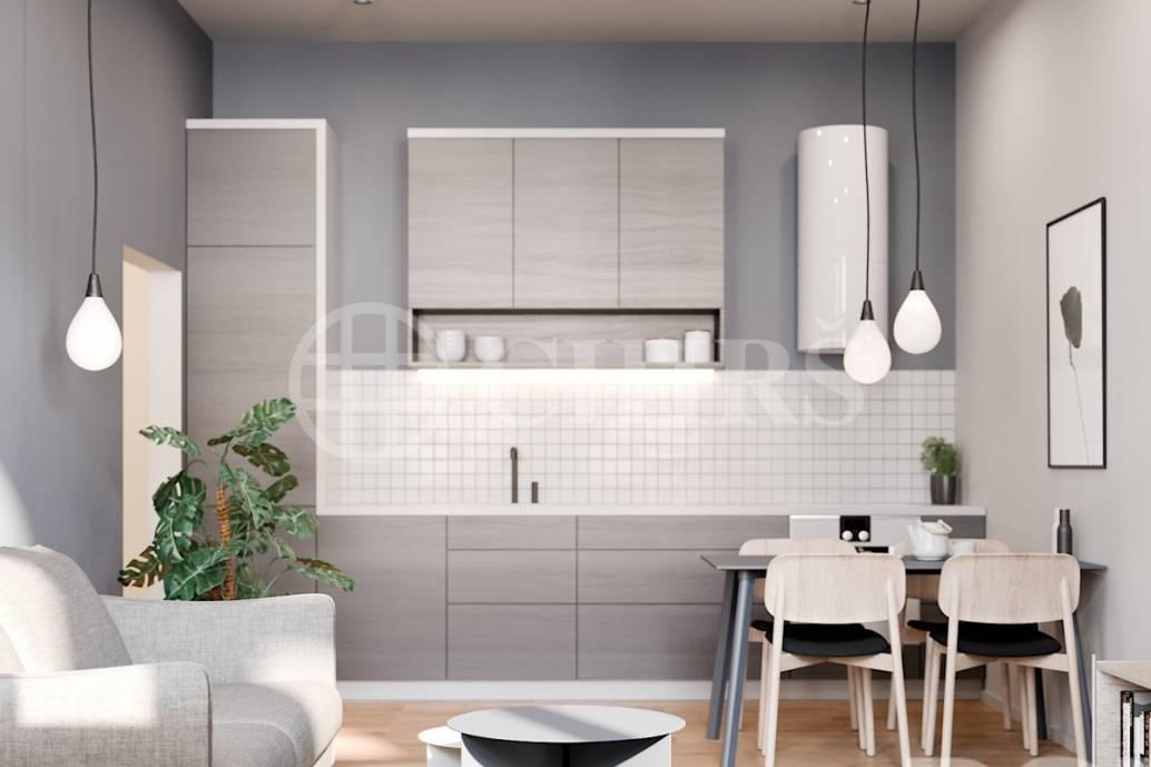 Prodej bytu 2+kk o velikosti 41 m2,Bořivojova 1049/57, Praha 3 - Žižkov