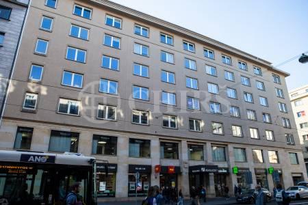 Pronájem komerčního objektu 6+kk , OV, 257m2, ul. Revoluční 724/7, Praha - Staré Město
