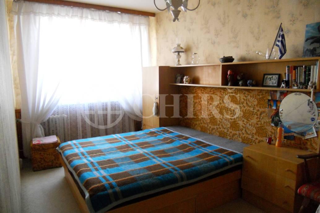Prodej bytu 3+1/L, OV, 77m2, ul. V Hůrkách 2140/11, Praha 13 -  Stodůlky