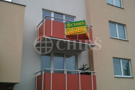 Prodej bytu 1+kk/B, OV, 37m2, ul. Blšanecká 1525/2, Praha 10 - Uhříněves