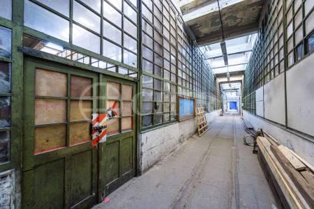 Prodej výrobní haly, OV, 3491m2, ul. Dubská, Kladno