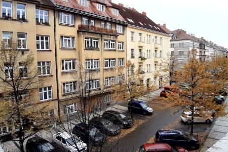 Pronájem bytu 3+kk, 80 m2, Verdunská 6, Praha 6 - Bubeneč