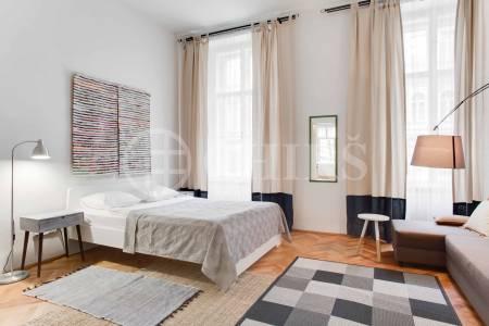 Pronájem bytu 3+kk, OV, 80m2, ul. Anglická 551/6, Praha 2 - Vinohrady