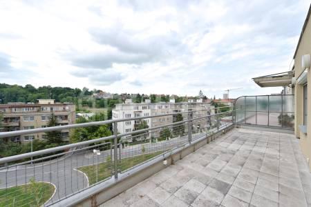 Prodej bytu 3+kk/2T, OV, 167 m2, Za Hládkovem, Praha 6 - Střešovice