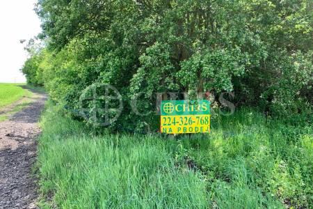 Prodej pozemku 2046m2, Za Školou, Bystřany, okr. Teplice