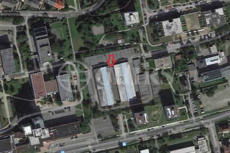 Prodej garáže, DV, 35 m2, ul. Bohuslava Martinů 1191/9, P-4 Podoli