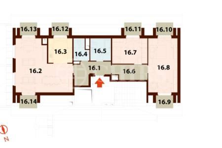 Prodej bytu 3+kk v novostavbě, OV, 118,97 m2, ul. Máslova, Praha 6 – Podbaba