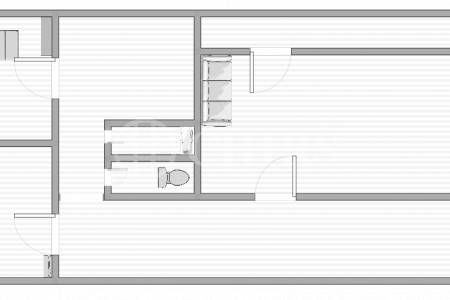 Prodej bytu 3+1 s balkonem, OV, 71m2, ul. Lohniského 856/2, Praha 5 - Hlubočepy