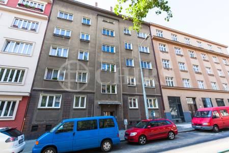 Prodej bytu 2+kk, OV, 59m2, ul. Zelená 1085/13, Praha 6 - Dejvice