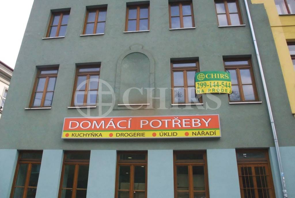Prodej bytu 3+kk, 95 m2, 3 NP, ul. Francouzská 283/92, P-10, Vinohrady