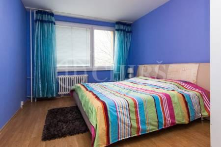 Pronájem bytu 3+kk/L, OV, 67m2, ul. Benkova 1688/38, Praha 11 - Chodov