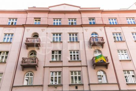 Pronájem bytu 2+1, OV, 88m2, ul. Kyjevská 509/12, Praha 6 - Bubeneč