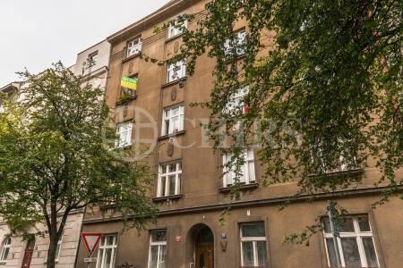 Prodej bytu 2+1, OV, 82m2, ul. Jaselská  340/27, Praha 6 - Dejvice