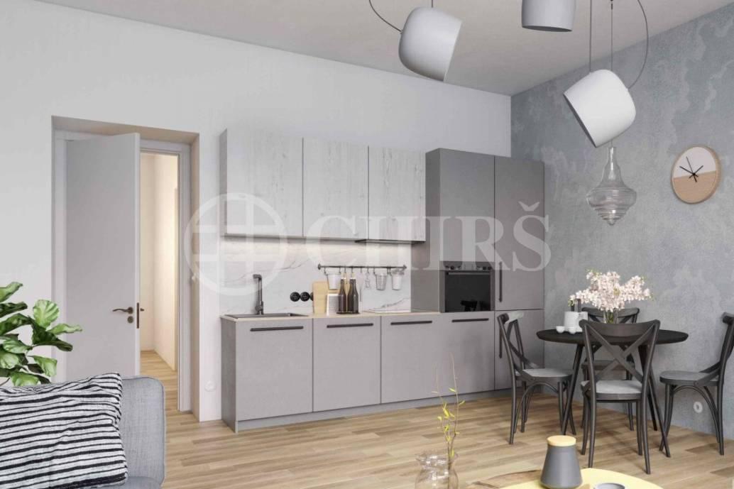 Prodej rozestavěné bytové jednotka, 89m2, ul.