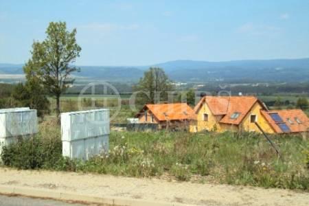 Prodej pozemku 1054 m2, ul. Nad Údolím, Karlovy Vary - Jenišov