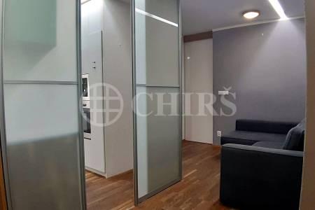 Pronájem bytu 2+kk, 49 m2, ul. Na Jezerce 1741/19, P4 - Nusle