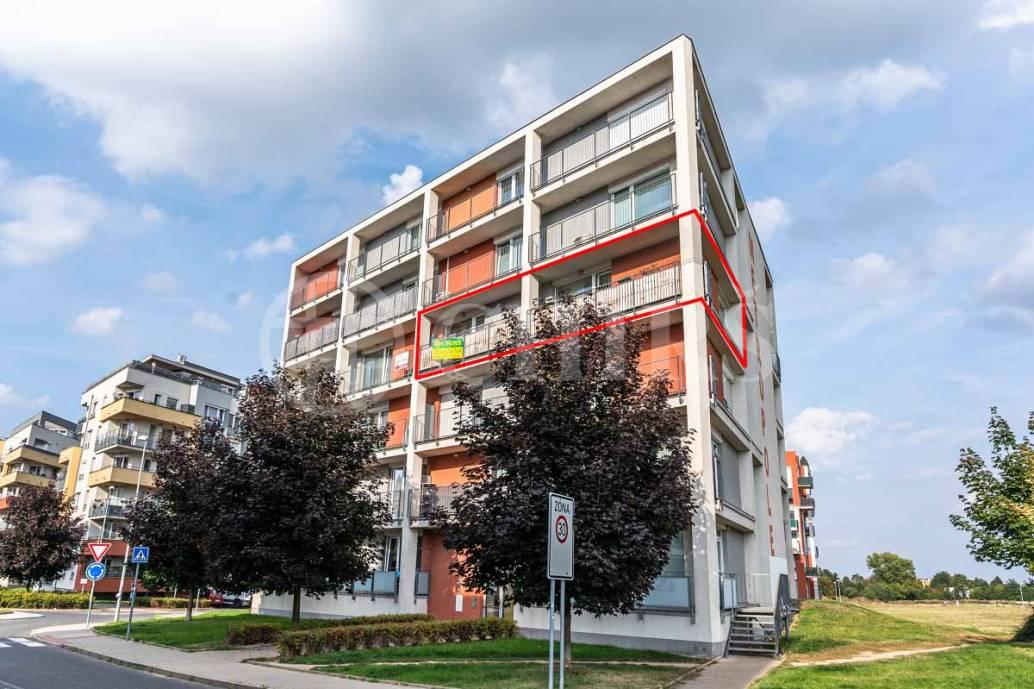 Prodej bytu 2+kk s balkonem, OV, 75m2, ul. Míšovická 457/2, Praha 5 - Zličín
