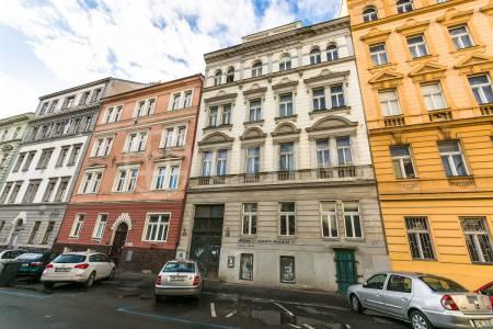 Prodej bytu 2+kk, OV, 46m2, ul. Bořivojova 1112/37, Praha 3 - Žižkov