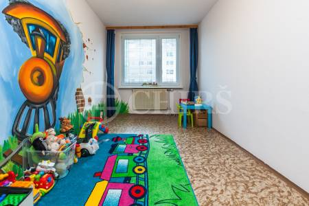 Prodej bytu 3+kk/L, OV, 77m2, ul. Prusíkova 2492/13, Praha 13 - Velká Ohrada
