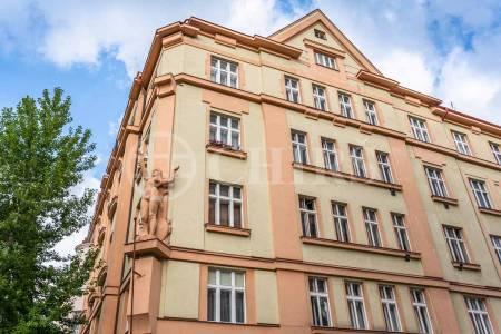 Prodej bytu 3+kk, OV, 85m2, ul. Wuchterlova 343/1, Praha 6 - Dejvice