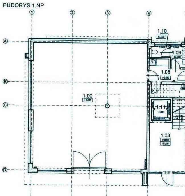 Pronájem komerčního objektu, OV, 106m2, ul. Strakonická 1199/2d, Praha 5 - Hlubočepy
