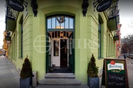 Prodej restaurace, OV, 385m2, Křižíkova, Praha - Karlín