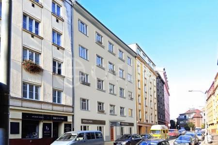 Prodej bytu 2+kk/T, OV, 72,2 m2, ul. Horní 1465/8, Praha 4 - Nusle