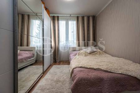 Pronájem bytu 3+kk s lodžií, OV, 63m2, ul. Molákova 593/5, Praha - 8 Karlín