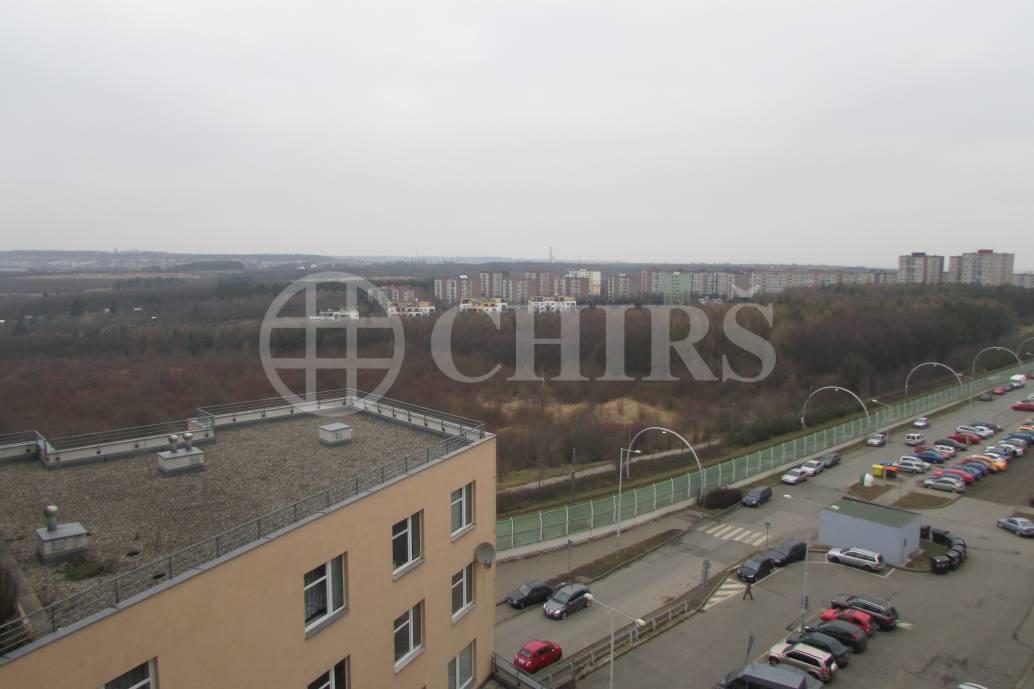 Pronájem bytu 2+kk s balkonem, OV, 61m2, ul. Trnkovo náměstí 1112/2, Praha 5 - Barrandov