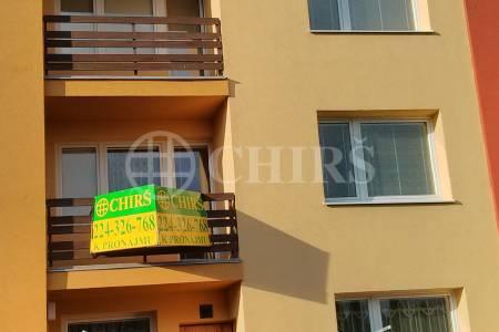 Pronájem bytu 1+1 v rodinném domě, 25 m2, ul. K jezeru , Praha 4 Háje.