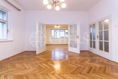 Pronájem bytu 3+1, OV, 110m2, ul. Na Míčance 1915/33, Praha 6 - Dejvice