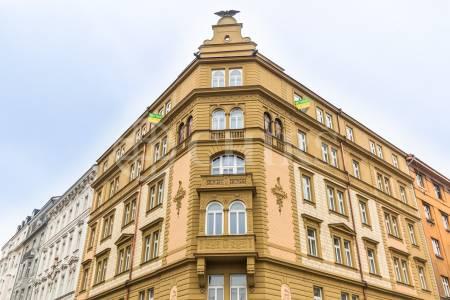 Prodej bytu 4+kk/T/B, OV, 136m2, ul. Trojická 1904/14, Praha 2 - Nové Město