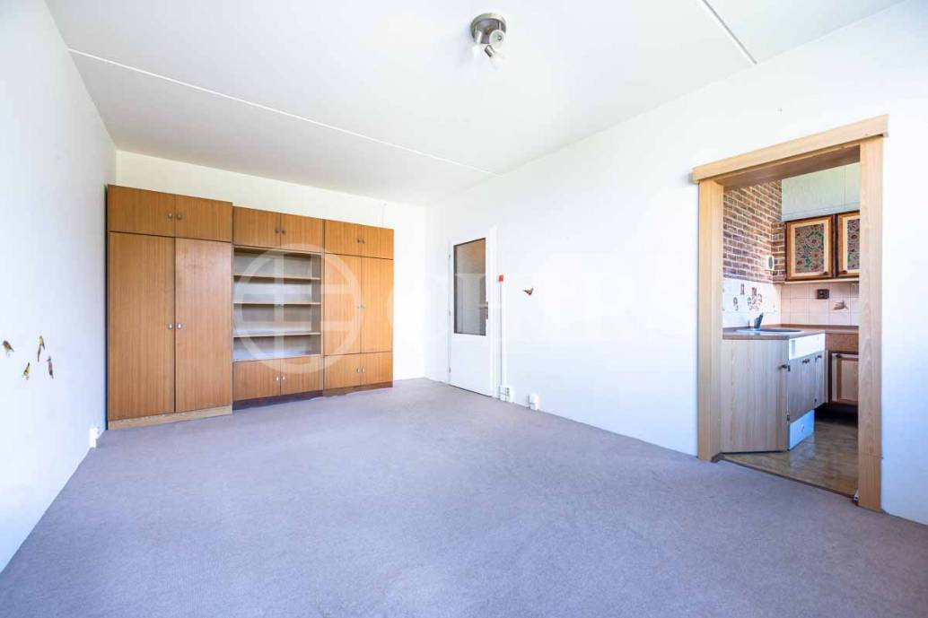 Prodej bytu 1+kk, OV, 29m2, ul. Schulhoffova 789/11, Praha 11 - Háje