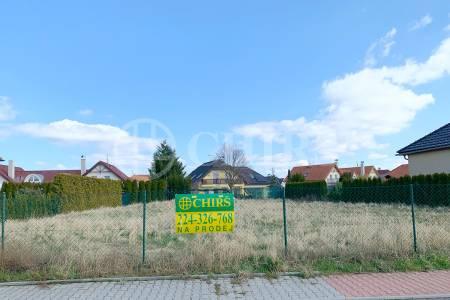 Prodej pozemku, OV, 665m2, ul. Kutnauerova, Hostivice, okr. Praha-západ