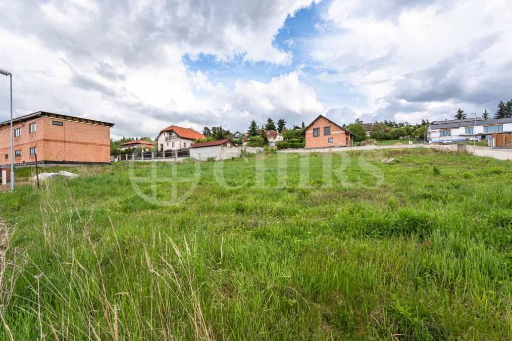 Prodej pozemku 1001m2, Dolní Jirčany, Psáry