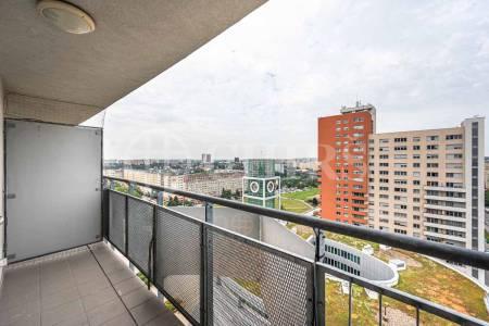 Prodej bytu 1+kk s lodžií, OV, 42m2, ul. Petržílkova 2583/15, Praha 5 - Stodůlky