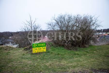 Prodej pozemku, OV, 1004m2, ul. Rovná, Tuchoměřice, okr. Praha - západ