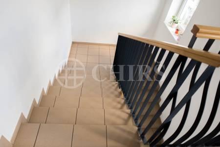 Pronájem mezonetového bytu 2+kk/B, GS, 72 m2, Divišovská 6, Praha 4 - Chodov