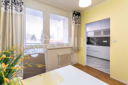 Prodej bytu 4+1 s lodžií, OV, 88m2, ul.  Dreyerova 596/14, Praha 5 - Hlubočepy