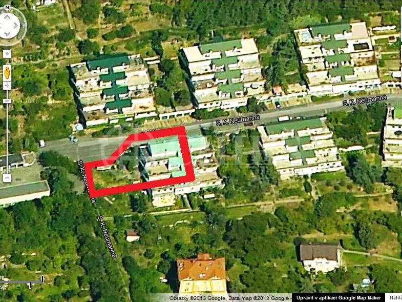 Prodej bytu 5+1/2xT, OV, 133m2, ul. S. K. Neumanna 2007/4, Praha 8 – Libeň