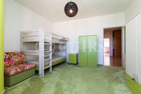 Pronájem bytu 3+kk/L, OV, 100m2, ul. Trnkovo náměstí 1112/2, Praha 5 - Barrandov