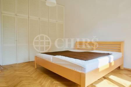 Pronájem bytu 3+kk/G, 74 m2, zahrada, Havlovská 41, Praha 6 - Dejvice