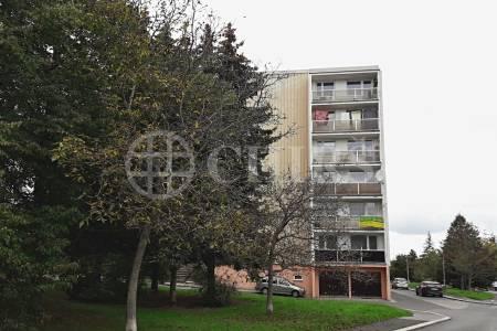 Prodej bytu 1+kk s lodžií, DV,  34m2, ul. Tobrucká 709/17, Praha 6 - Vokovice
