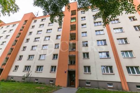 Pronájem bytu 2+1, DV, 53m2, ul. Brunclíkova 1827/5, P-6 Petřiny
