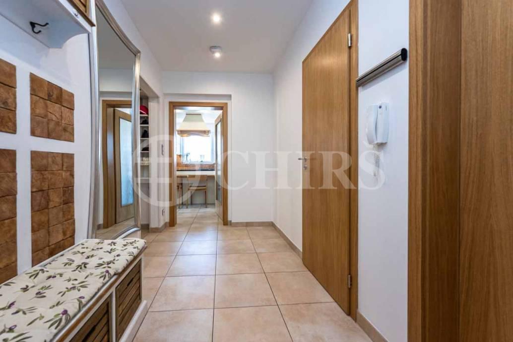 Prodej bytu 2+kk s balkonem a parkovacím stáním, OV, 59m2, ul. Pavla Beneše 759/7, Praha 9 - Letňany