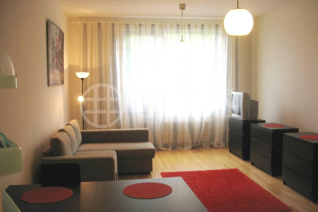 Pronájem bytu 1+kk, OV, 45m2, ul. Petržílkova 2705/32, Praha 13 - Hůrka