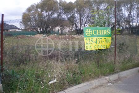 Prodej pozemku o výměře 1555m2, ul. Čížková, Zdiměřice u Prahy - Jesenice