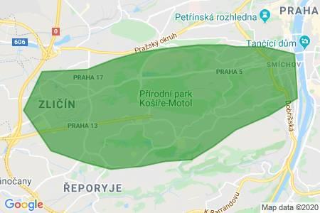 Koupím byt 3+kk, Praha-5 Smíchov, pí. Brabcová