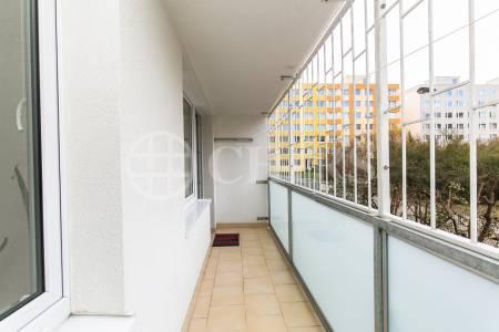 Prodej bytu 3+1 s lodžií, OV, 77m2, ul. Prusíkova 2492/13, Praha 13 - Stodůlky