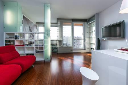 Prodej bytu 1+kk s terasou, OV, 43m2, ul. Symfonická 1425/3, Praha 5 - Stodůlky